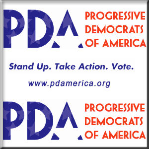 Voices from Progressive Democrats of America